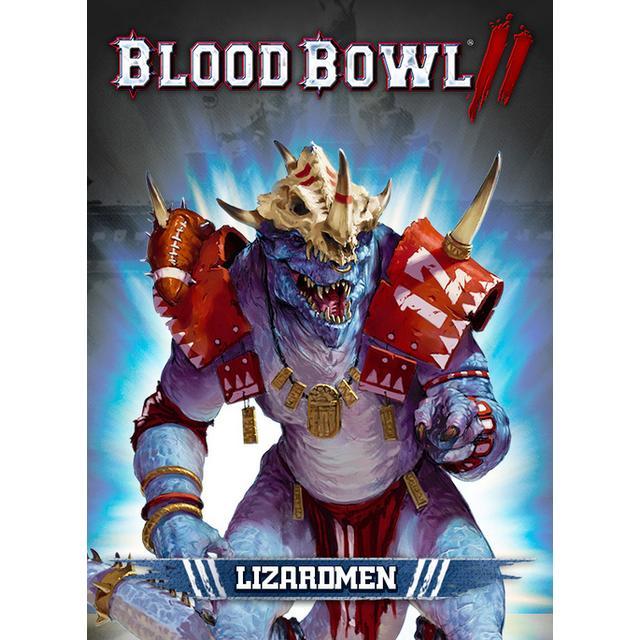 Blood Bowl 2: Lizardmen