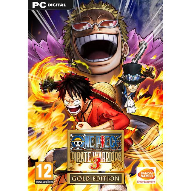 One Piece: Pirate Warriors 3 - Gold Edition