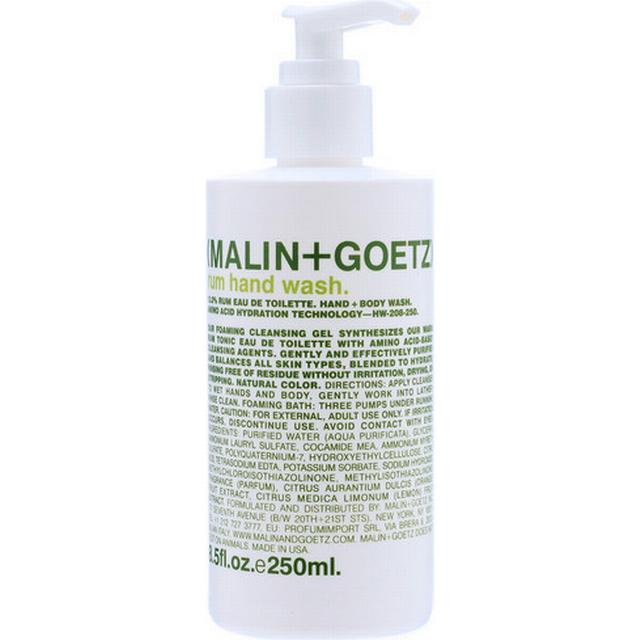 Malin+Goetz Rum Hand Wash Pump 250ml