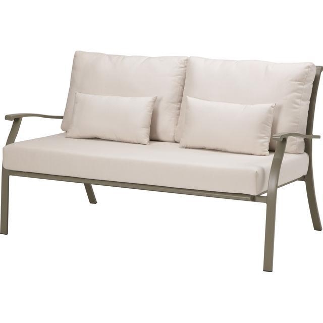 Ethimo Elisir 2-seat Havesofa (modul/stk)
