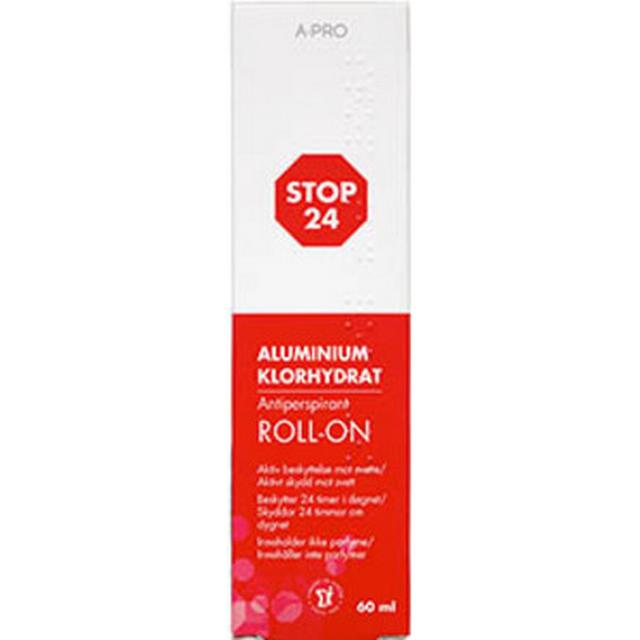 APRO Stop 24 Antiperspirant Roll-On 60ml