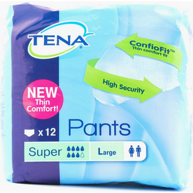 TENA Pants Super L 12-pack