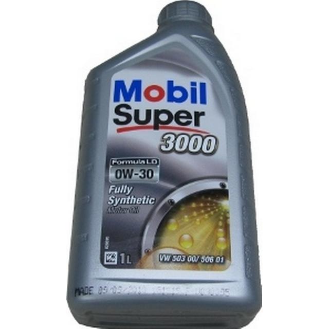 Mobil Super 3000 Formula LD 0W-30 1L Motorolie
