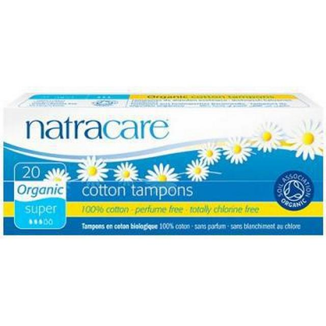 Natracare Tampons Super 20-pack