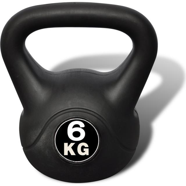 vidaXL Kettlebell 6kg