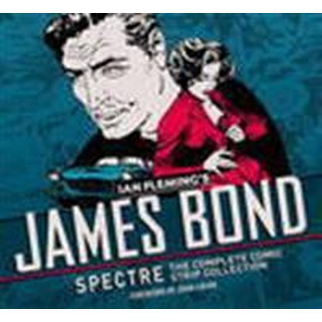 James Bond: Spectre: The Complete Comic Strip Collection (Inbunden, 2016), Inbunden