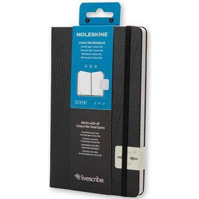 Moleskine Livescribe 2 Notebook Ruled Black Large (Övrigt format, 2015), Övrigt format