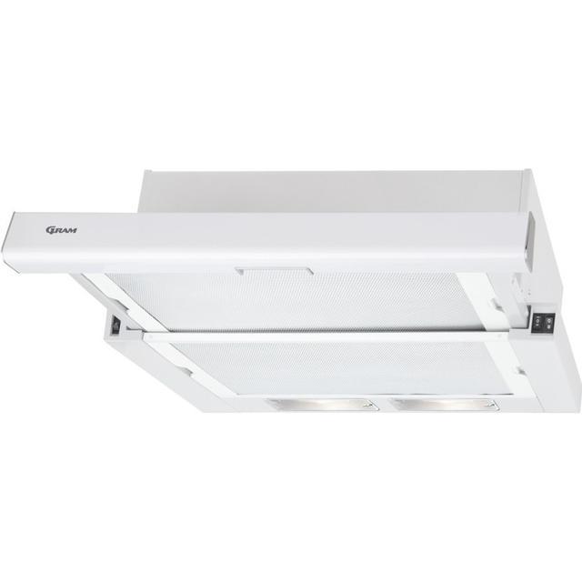Gram EFU 602-92 Hvid 60cm