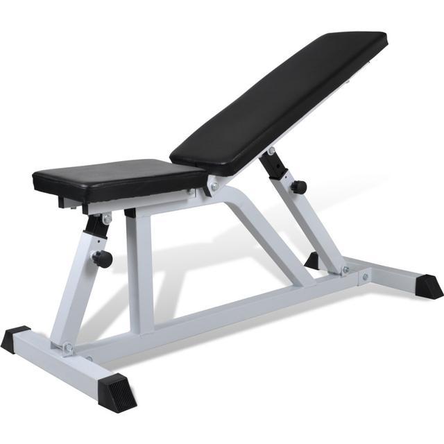 vidaXL Adjustable Training Bench