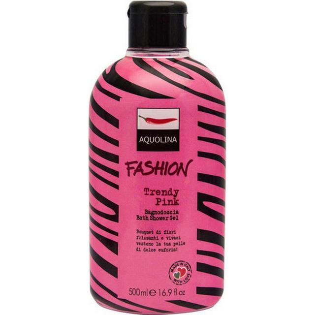Aquolina Bath Shower Gel Fashion Trendy Pink 500ml