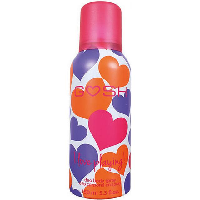 Gosh Woman Deo Body Spray I Love Playing 150ml