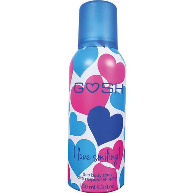 Gosh Woman Deo Body Spray I Love Smiling 150ml