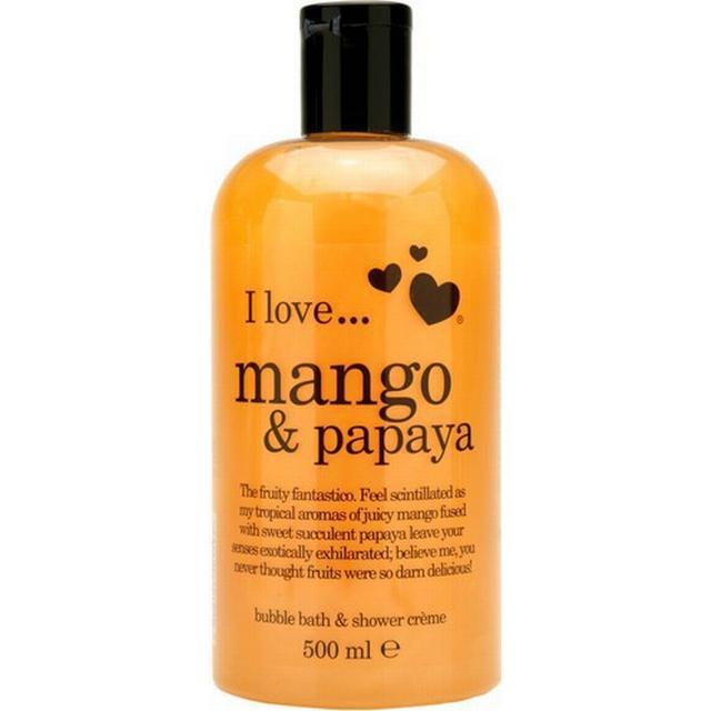 I love... Mango & Papaya Bath & Shower Crème 500ml