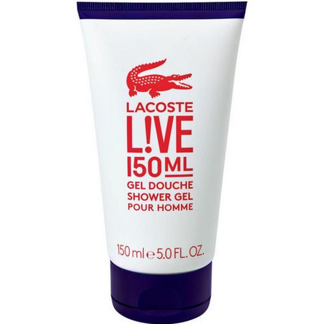 Lacoste L!VE Pour Homme Shower Gel 150ml