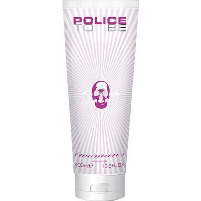 Police To Be Woman Shower Gel 400ml