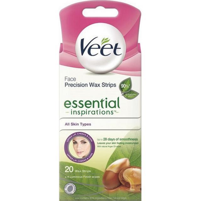 Veet Essential Inspiration Strips Face 20-pack