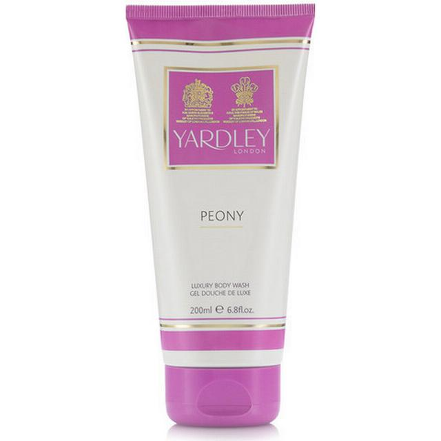 Yardley Peony Luxury Body Wash 200ml