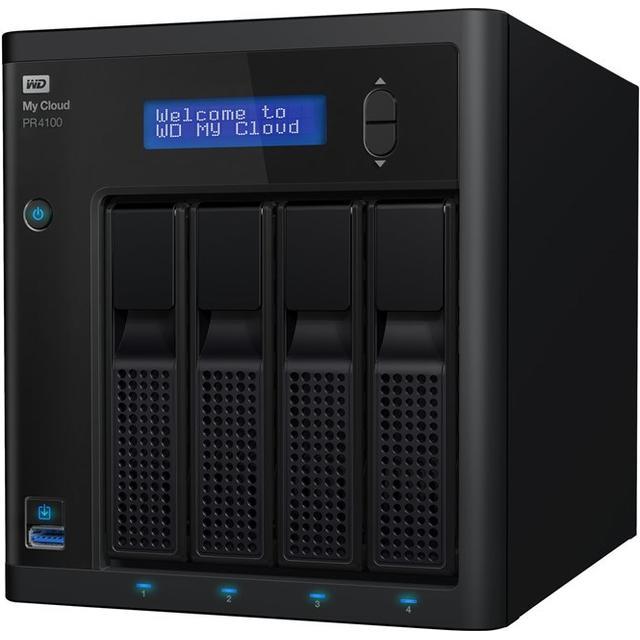 Western Digital My Cloud Pro PR4100 24TB