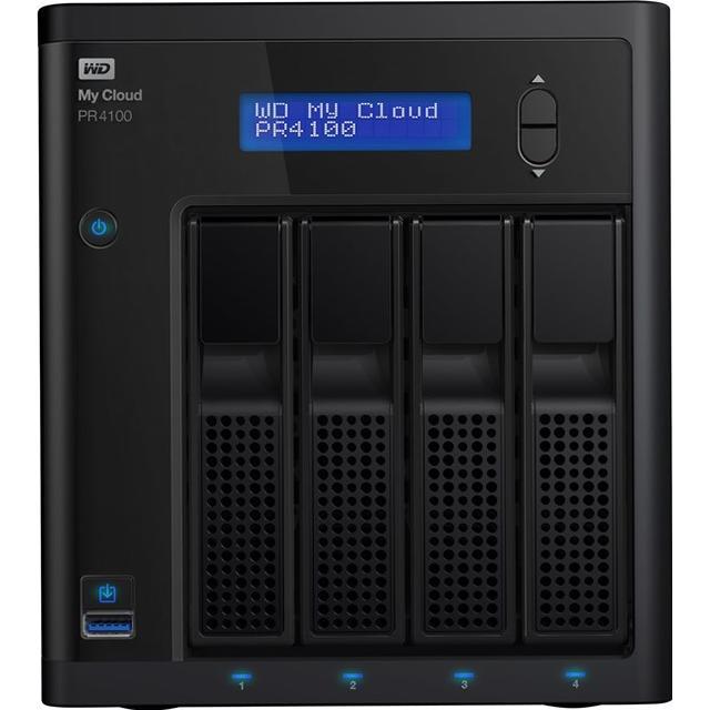 Western Digital My Cloud Pro PR4100 8TB