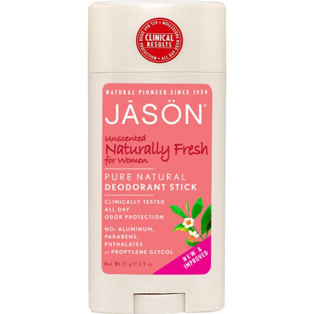 Jason Fresh Unscented Deo Stick for Women 71 g