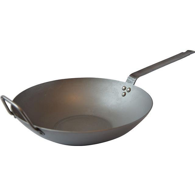Mauviel M'steel Wokpande 30cm