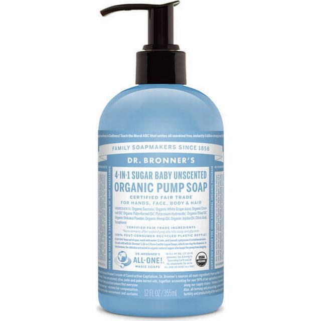 Dr. Bronners Organic Shikakai Baby Mild Hand Soap 355ml