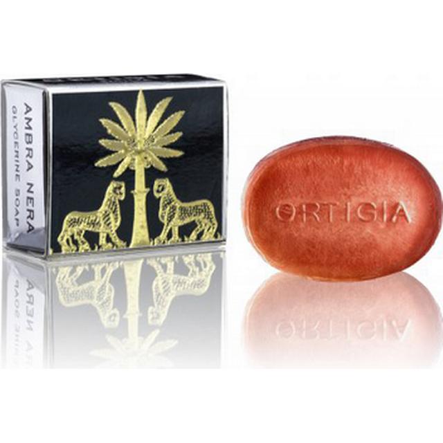 Ortigia Ambra Nera Single Soap 40g