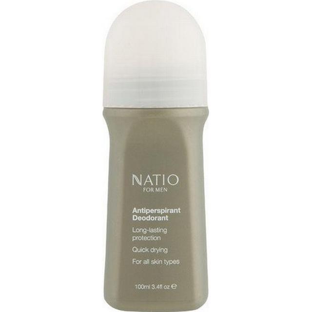 Natio Antiperspirant Deo Roll-on 100ml