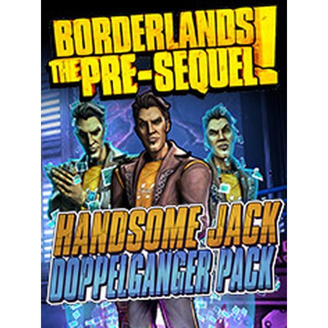Borderlands: The Pre-Sequel! - Handsome Jack Doppelganger Pack