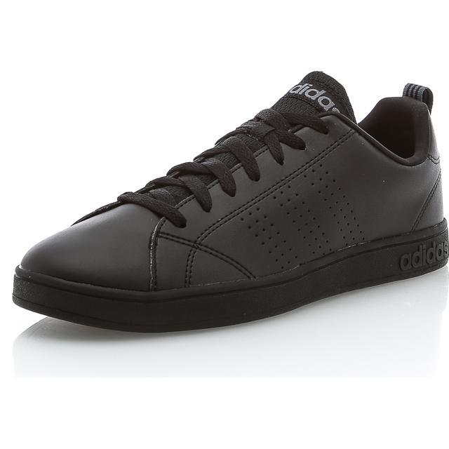 Adidas Vs Advantage Clean Black Sammenlign priser & anmeldelser på PriceRunner Danmark