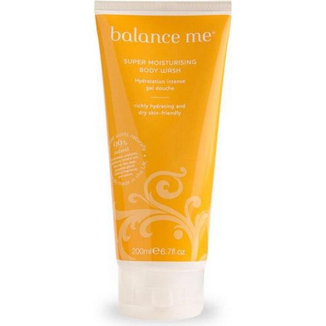 Balance Me Super Moisturising Body Wash 200ml