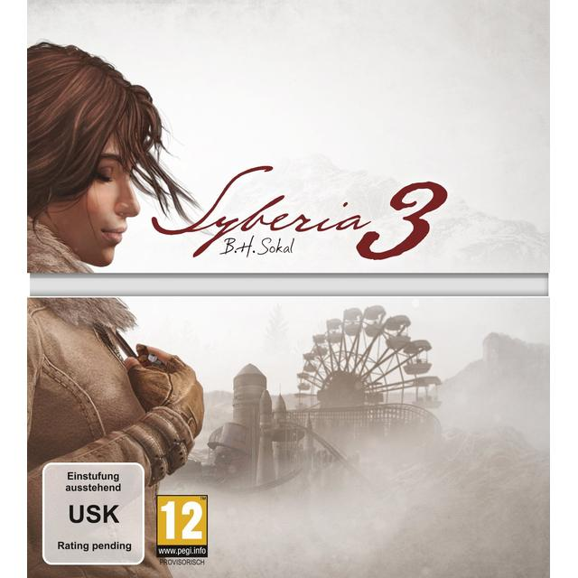 Syberia 3: Collector's Edition