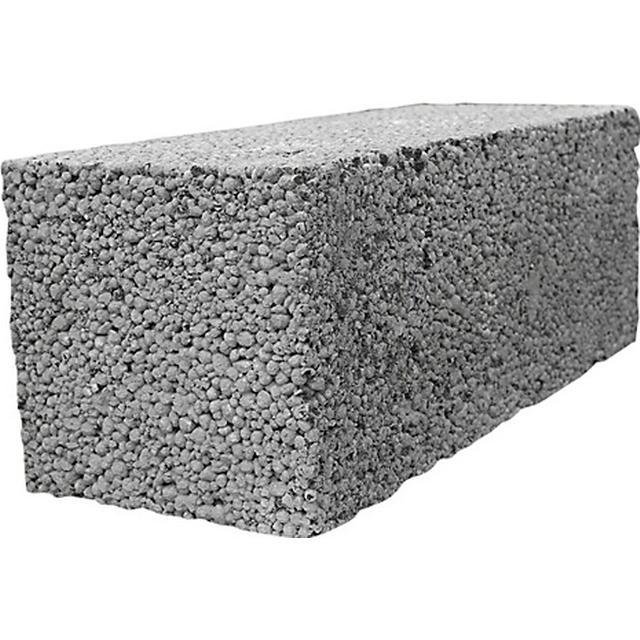 Gammelrand Leca Block 600 100x190x490mm