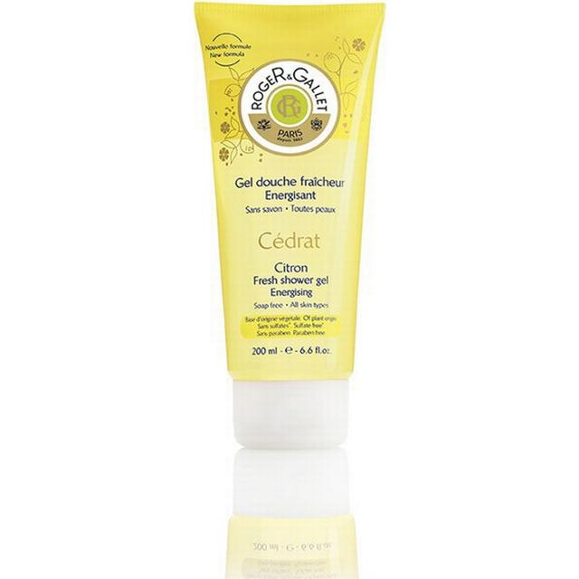Roger & Gallet Cedrat (Citron) Shower Gel 200ml