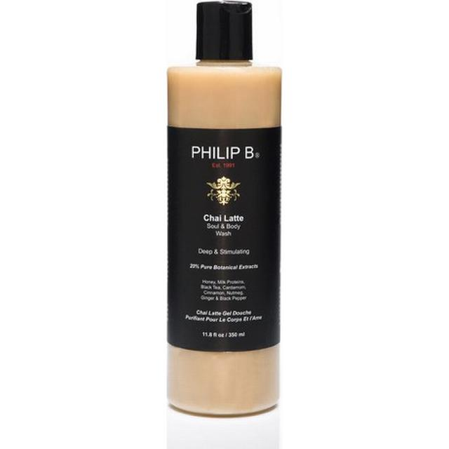 Philip B Chai Latte Soul & Body Wash 350ml