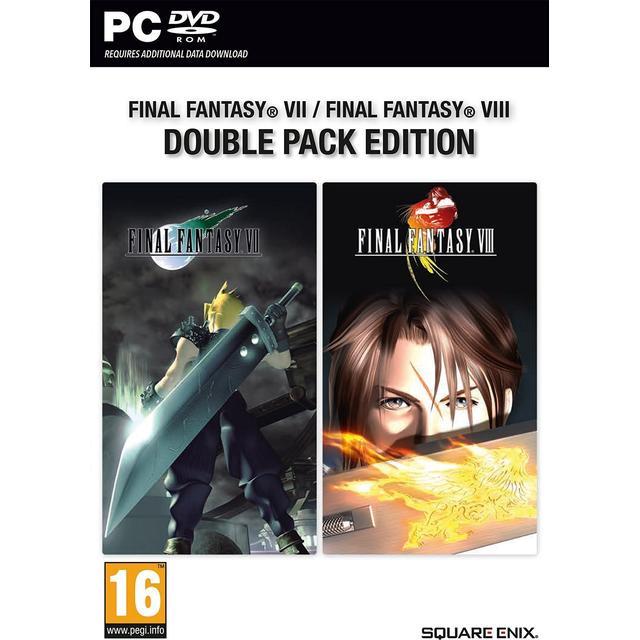 Double Pack: (Final Fantasy 7+ Final Fantasy 8)