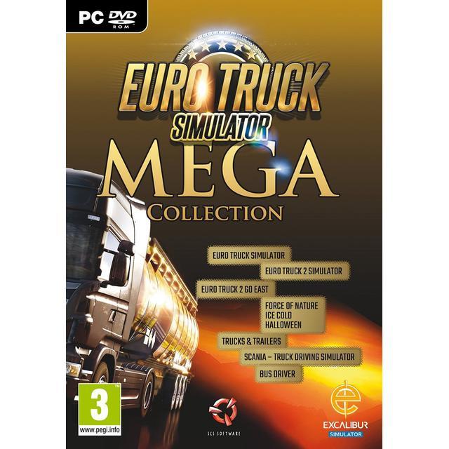 Euro Truck Simulator: Mega Collection