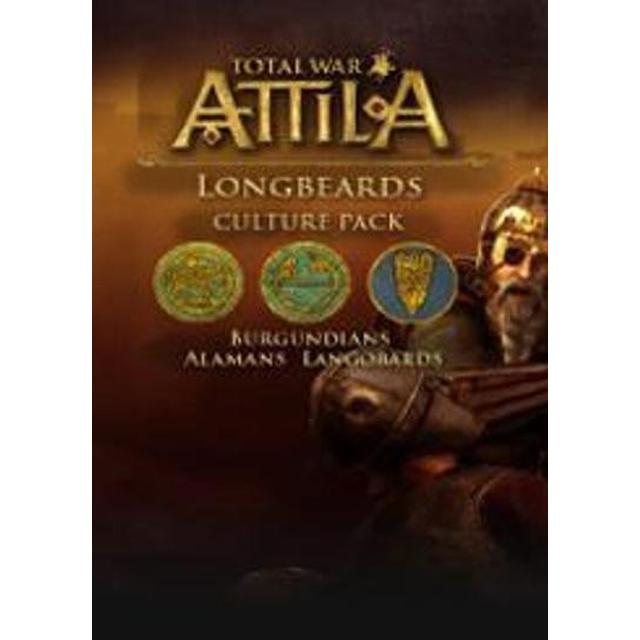 Total War: Attila- Longbeards Culture Pack