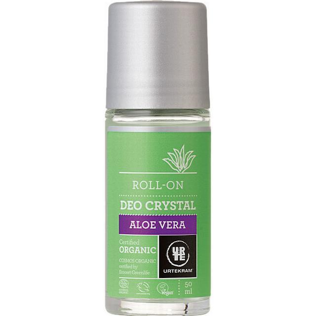 Urtekram Aloe Vera Crystal Organic Deo Roll-on 50ml