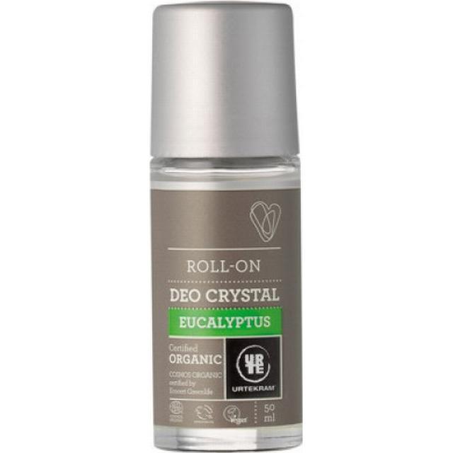 Urtekram Eucalyptus Crystal Deo Roll-on 50ml