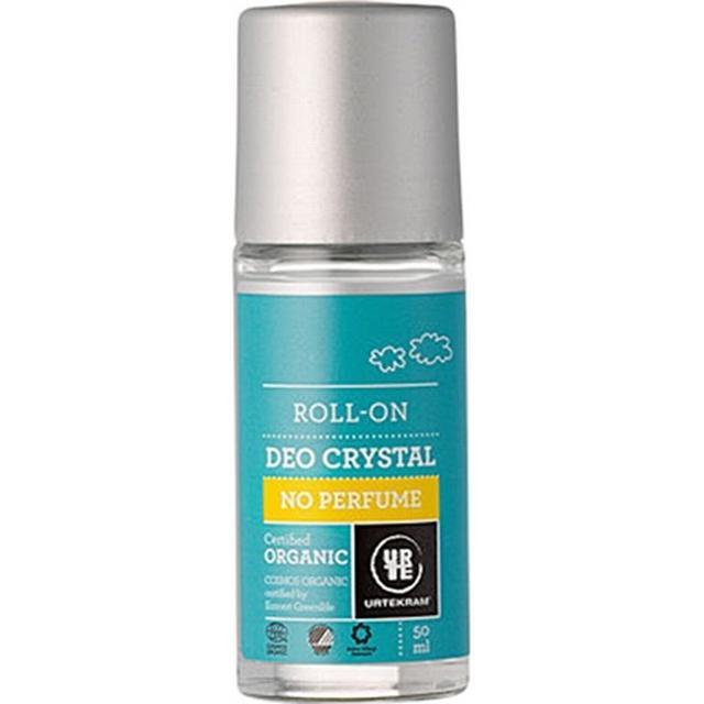 Urtekram No Perfume Crystal Organic Deo Roll-on 50ml