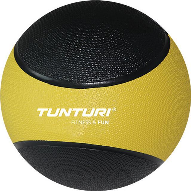 Tunturi Rubber Medicine Ball 1kg