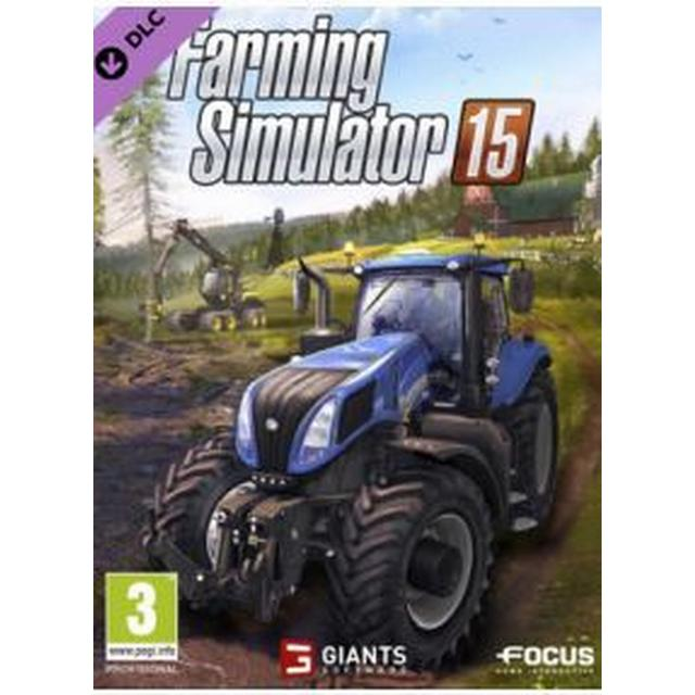 Farming Simulator 15: New Holland Pack