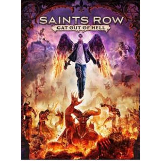 Saints Row: Gat Out of Hell - Devil's Workshop pack