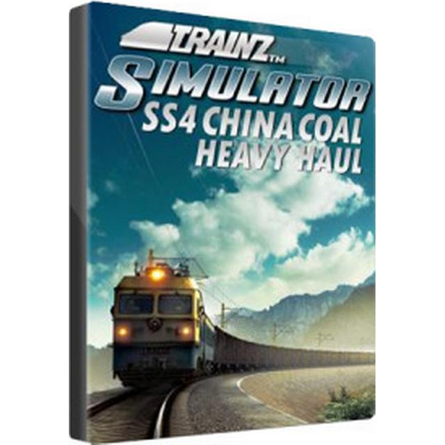 Trainz Simulator 12: SS4 China Coal Heavy Haul Pack