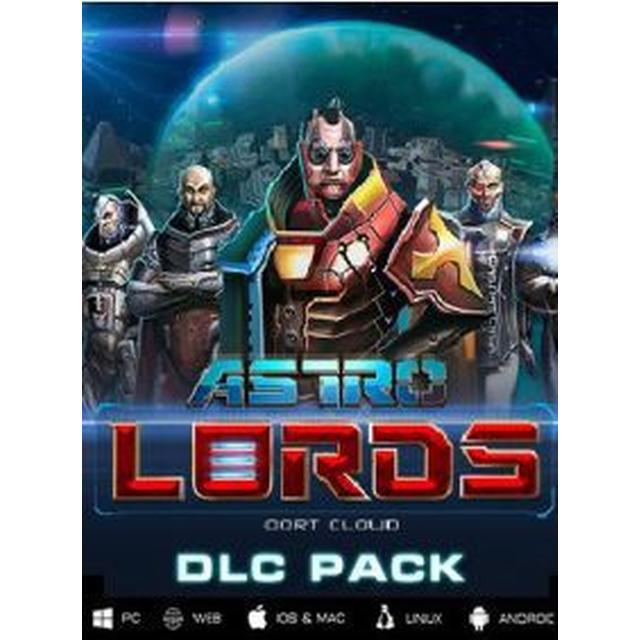 Astro Lords: Oort Cloud - Die hard Package