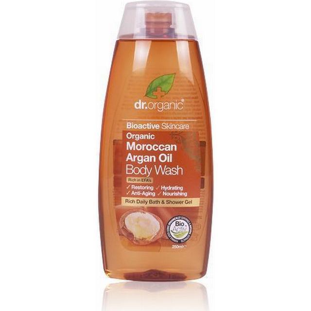 Dr. Organic Moroccan Argan Oil Body Wash 250ml
