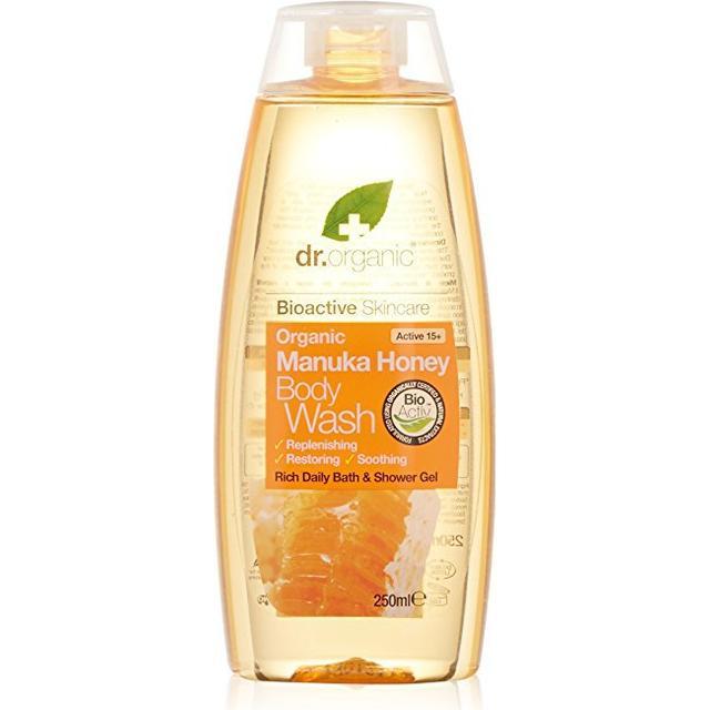Dr. Organic Manuka Honey Body Wash 250ml