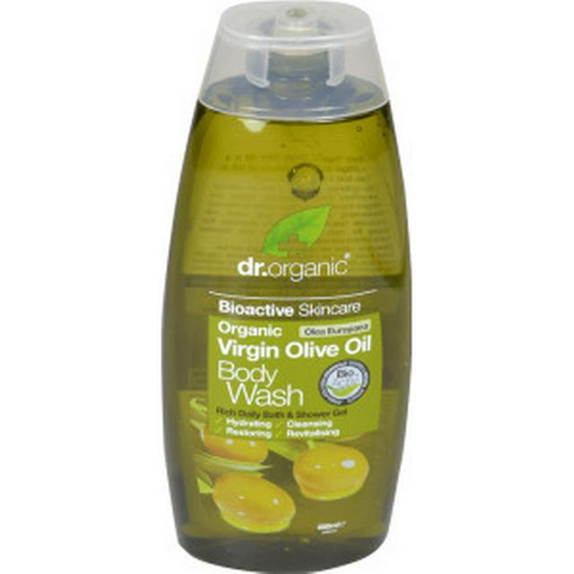 Dr. Organic Virgin Olive Oil Body Wash 250ml