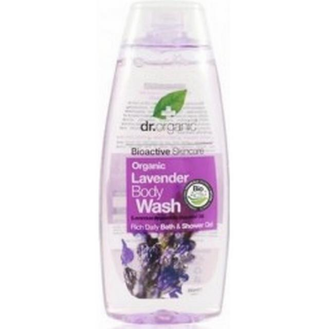 Dr. Organic Lavender Body Wash 250ml